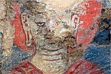 Najstarszy obraz olejny